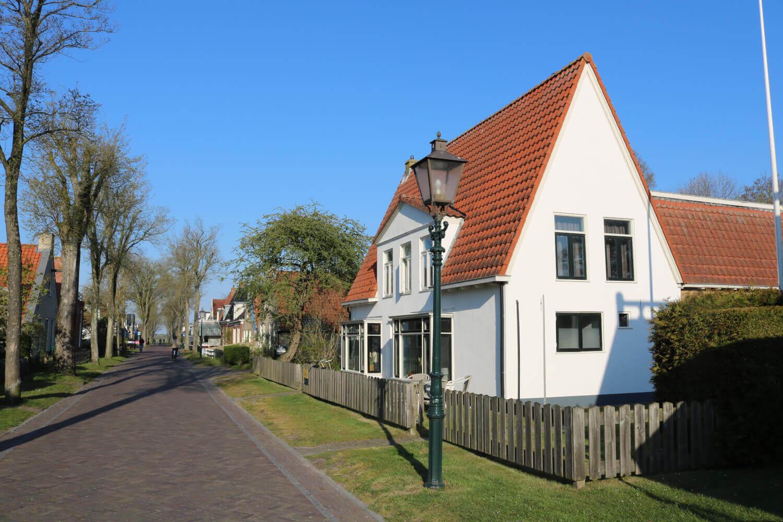 Familie vakantiehuis op Schiermonnikoog