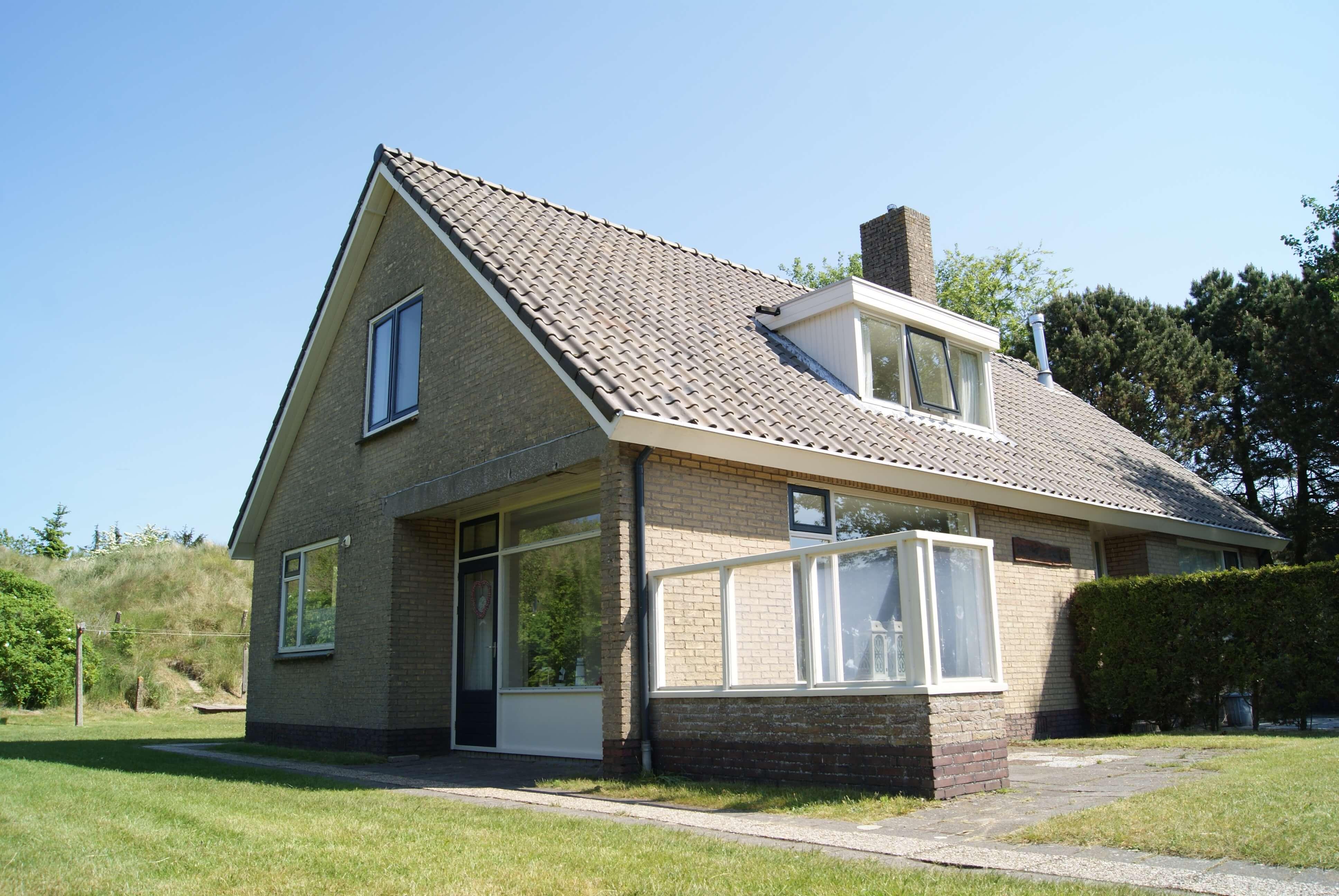 6-persoons vakantiehuis op Schiermonnikoog