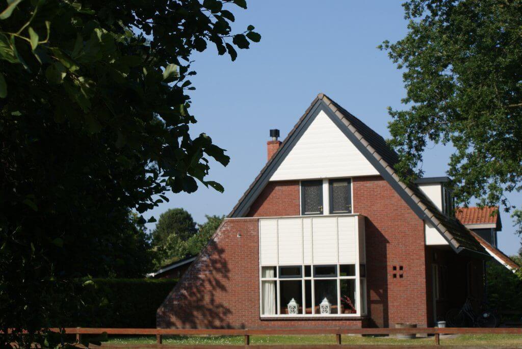 8-persoons vakantiehuis Schiermonnikoog